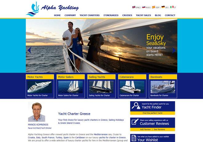 Alpha Yachting
